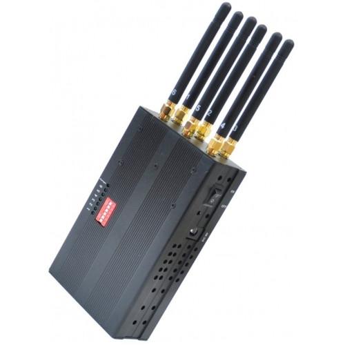 Подавитель Скорпион 6XL + 4G LTE