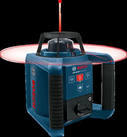 Ротационный лазер Bosch GRL 250 HV Professional