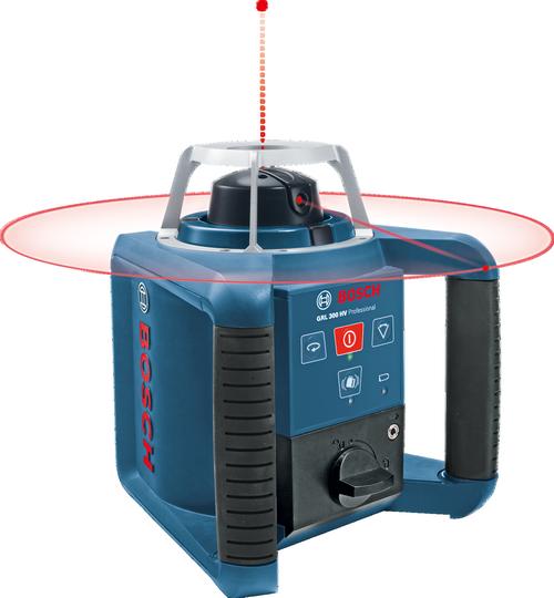 Ротационный лазер Bosch GRL 300 HV Professional