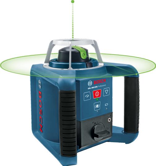 Ротационный лазер Bosch GRL 300 HVG Professional