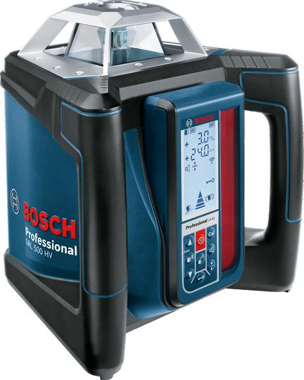 Ротационный лазер Bosch GRL 400 H Professional