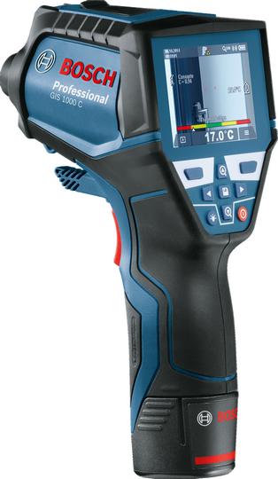 Термодетектор Bosch GIS 1000 C Professional (картонн. Упаковка)