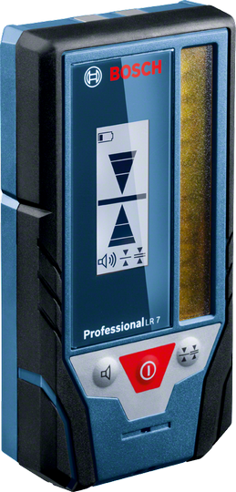 Приёмники лазерного излучения Bosch LR 7 Professional