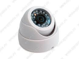 Проводная купольная камера  KDM-6362M