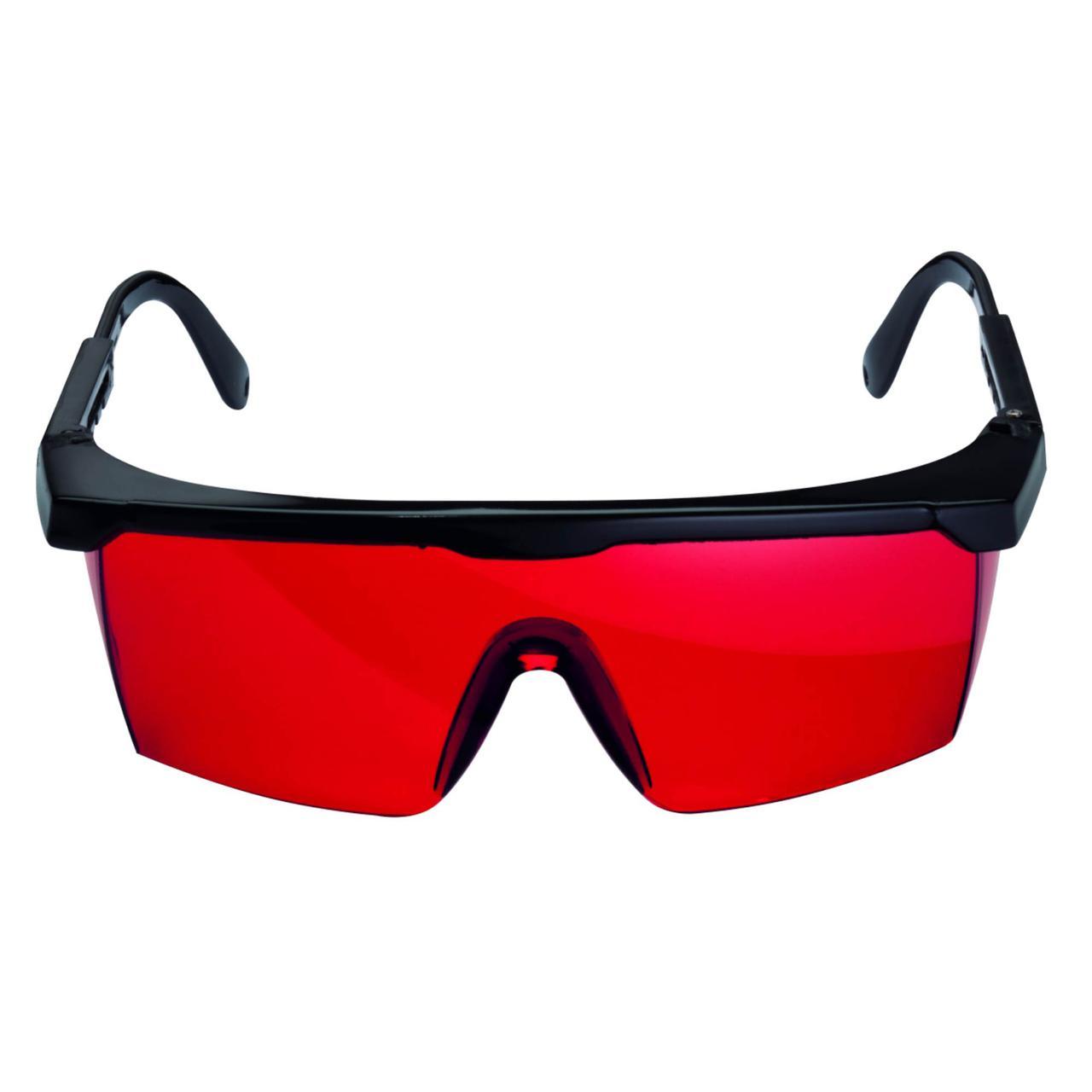 Bosch Очки для наблюдения за лазерным лучом (цвет красный) Professional