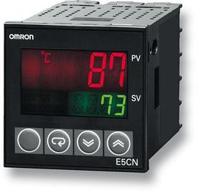 Копия Цифровые контроллеры температуры OMRON E5CN / E5CN-U