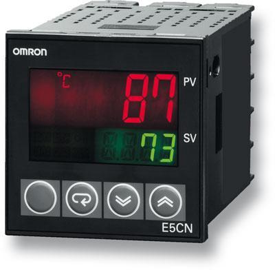 Цифровые контроллеры температуры OMRON E5CN-Q2WT