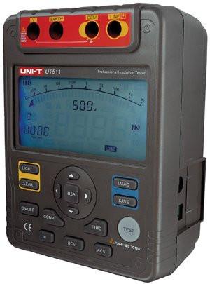 UNI-T UT513 Цифровой мегаомметр
