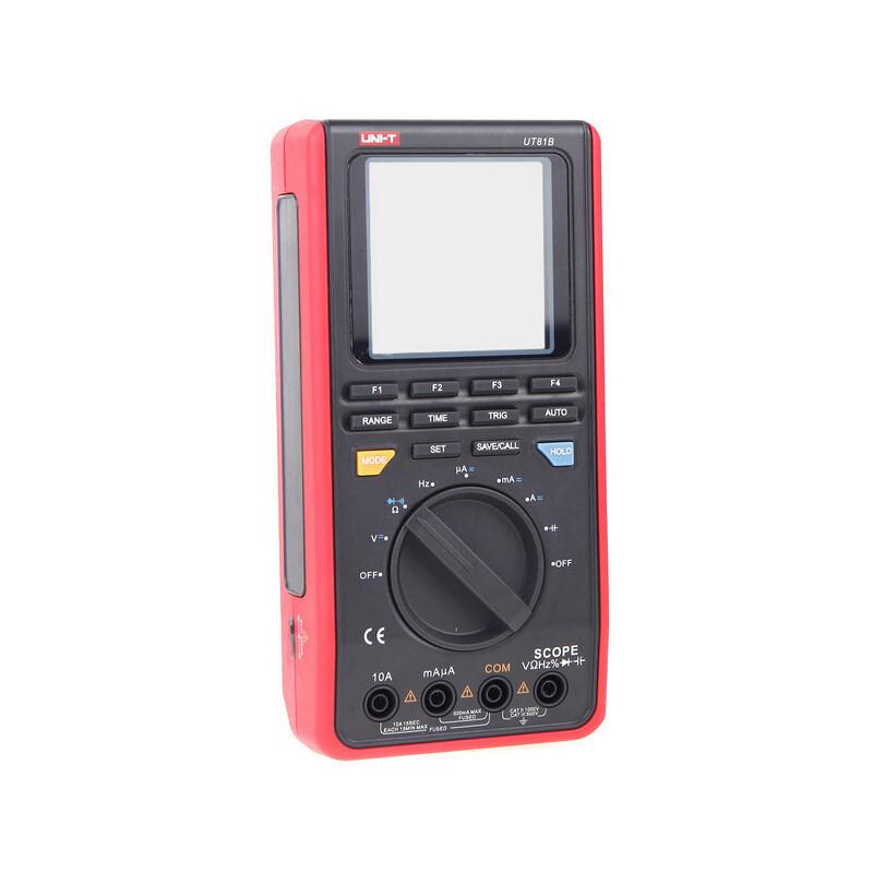 UT81B UNI-T Мультиметр-осциллограф цифровой портативный
