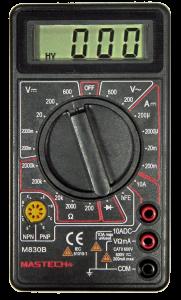M830B Mastech цифровой мультиметр