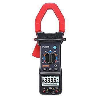 MS2000R Mastech клещи токоизмерительные цифровые ACA&DCA