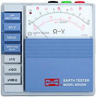 MS5209 Mastech измеритель аналоговый сопротивления заземления