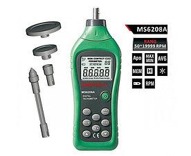 MS6208A цифровой тахометр Mastech