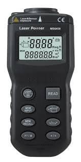 MS6450 Mastech дальномер ультразвуковой с ф-ей подсчета площади и объема