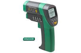 MS6540B термометр  дистанционный цифровой инфракрасный -32c/+1050c(пирометр) Mastech
