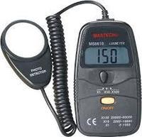 MS6610 Mastech люксметр цифровой(измеритель освещенности)*