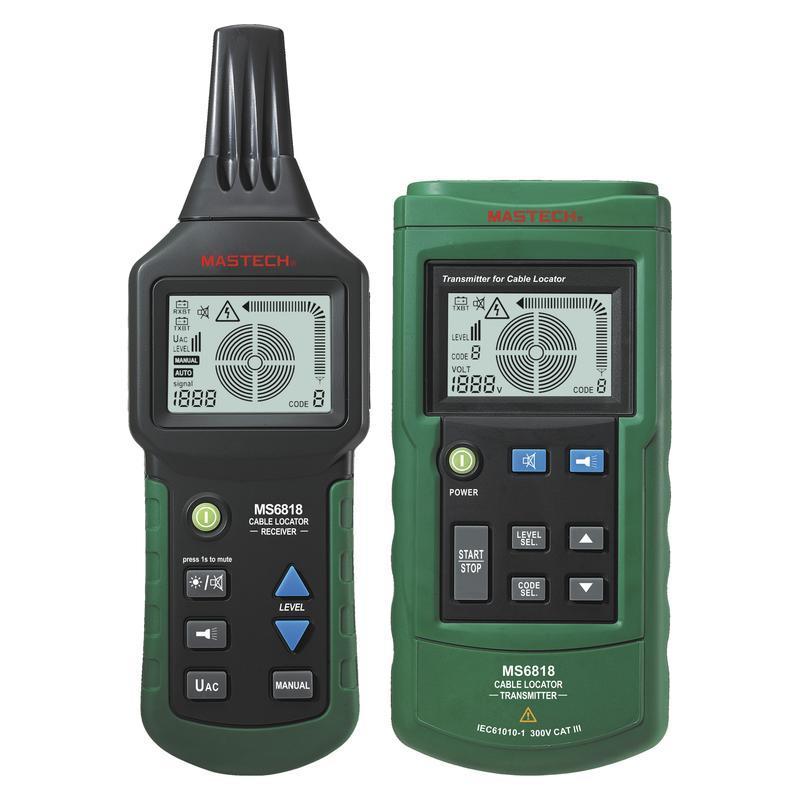MS6818 Mastech кабелеискатель/детектор/тестер многофункциональный