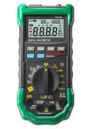 MS8228 Mastech цифровой автоматический мультиметр с пирометром