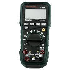MS8250C Mastech цифровой автоматический мультиметр (детектор напряжения, TRUE RMS, USB)*