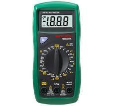 MS8321A Mastech цифровой мультиметр с детектором напряжения