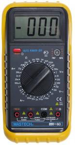 MY60 Mastech цифровой мультиметр