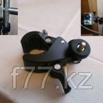 GoPro Крепление с поворотной секцией на трубы разного диаметра с затягивающим маханизмом (эксцентрик)