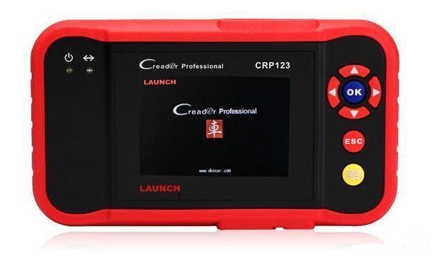Универсальный сканер Launch Creader 7+