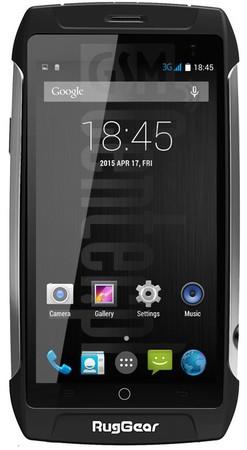 Противоударный Смартфон RugGear RG710