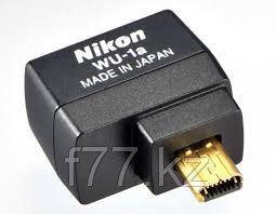 WU-1a - адаптер беспроводной связи для камеры Nikon