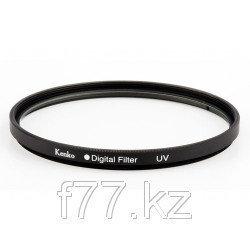 Нейтральный UV светофильтр Kenko 52, 55, 58, 62, 67, 72 77mm