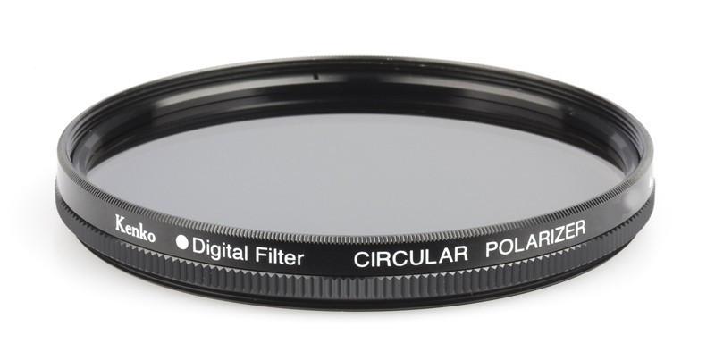 Светофильтр Kenko Circular Polarizer 58mm