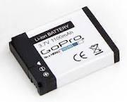 Сменный аккумулятор для камеры GoPro
