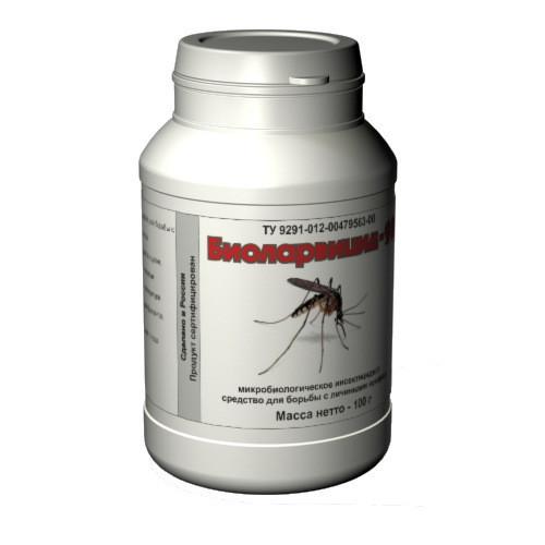 """Уничтожитель личинок комаров """"Биоларвицид-100"""""""