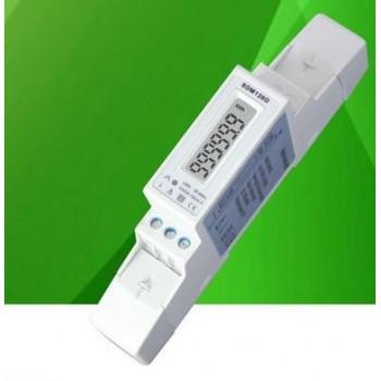 PCE SDM 120 D Щитовой ваттметр для установки на DIN рейку