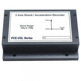 PCE-VDL 1 Виброметр-логгер для измерения по трем осям