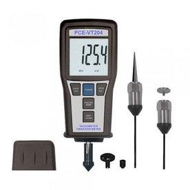 Виброметр VT 204. Профессиональный комбинированный виброметр и тахометр