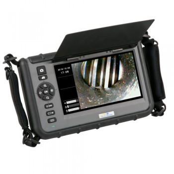 Видеоэндоскоп PCE VE 1000 с зондом высокого разрешения, с функцией измерения дефектов