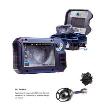 Система телеинспекции Wohler VIS 700HR.