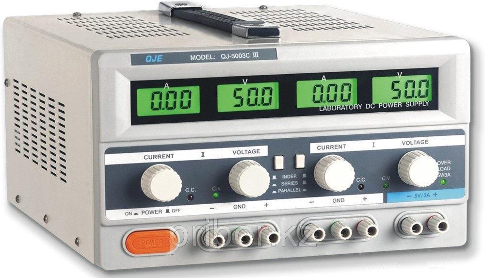 Трехканальный трансформаторный источник питания QJ5003CIII