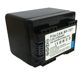Аккумулятор для CANON BP-727 (ДУБЛИКАТ)