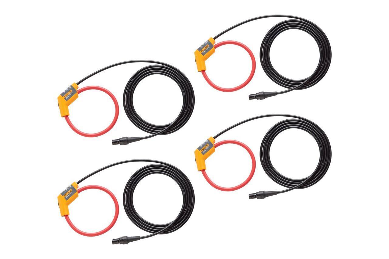 Токоизмерительный датчик Fluke I17XX-FLEX1500/4PK для регистраторов энергии серии Fluke 17XX