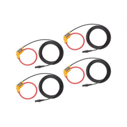 Токоизмерительные клещи Fluke I17XX-FLEX3000/4PK для регистраторов энергии серии Fluke 17XX