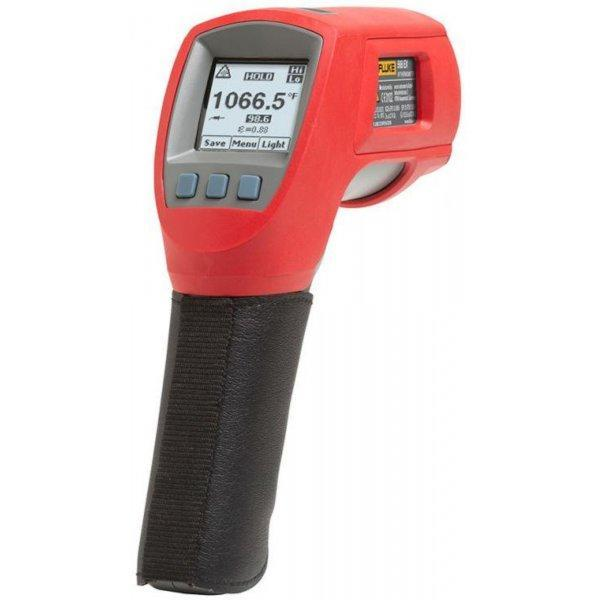 INTRINSIC SAFE IR THERMOMETER, ATEX APPROVAL