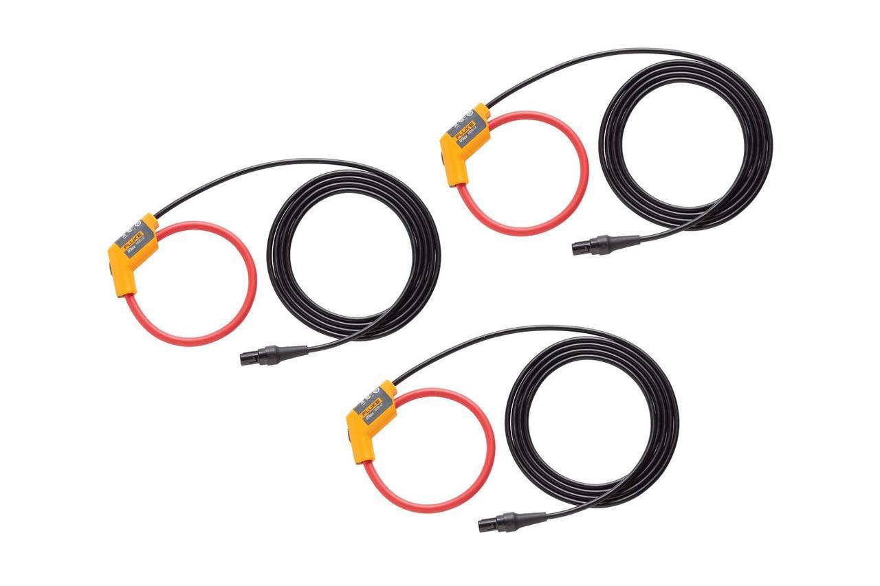 Токоизмерительные клещи Fluke I17XX-FLEX1.5KIP/3PK для регистраторов энергии серии Fluke 17XX