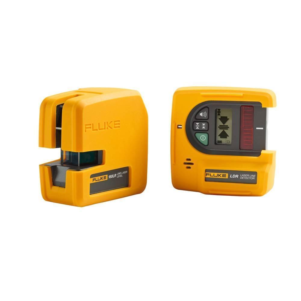 Система лазерного нивелирования Fluke 180LG Снят с производства