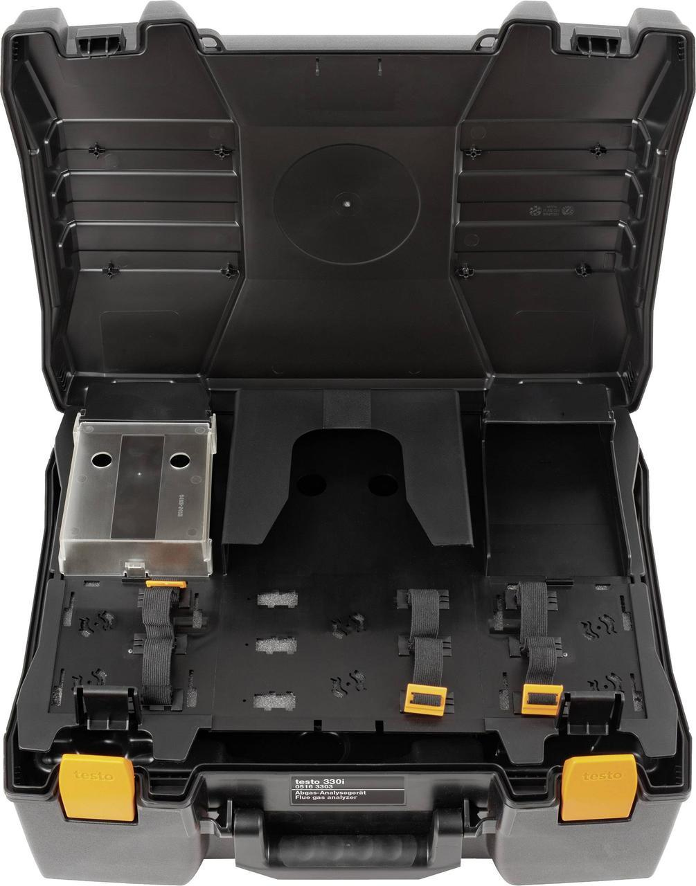 Системный кейс для прибора testo 330i, зондов и принадлежностей (520 x 210 x 400 мм, ШxВxГ)