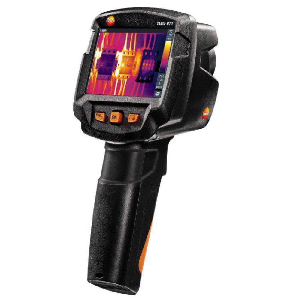 Тепловизор 320х240, вкл. беспроводной модуль BT/WLAN, USB-кабель, блок питания, литиево-ионный аккумулятор,