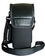 Сумка-чехол для Testo 870 и аккумулятора с ремнём для переноски и крепления к поясу
