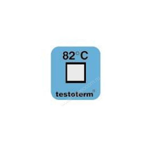 Одиночный температурный тест-индикатор 82'С