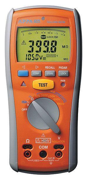Мультиметр-мегаомметр  APPA 605